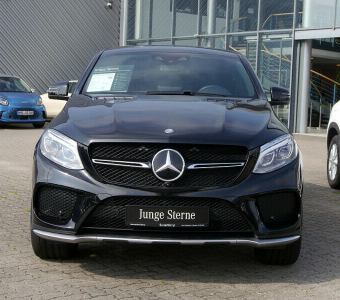 Mercedes Classe GLE coupe Benz 43 AMG 367ch 4Matic 9G