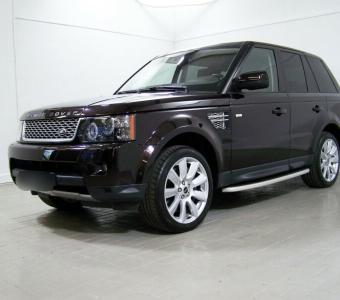 Land Rover Range Rover Sport Land- 5.0 V8 Supercharged