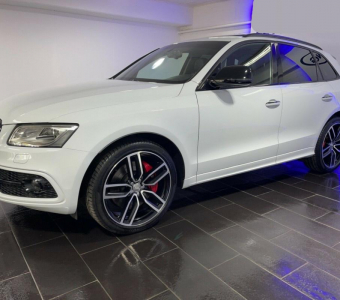 Audi SQ5 3.0 V6 BiTDI 340ch plus quattro