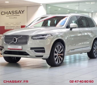 Volvo XC90 (2E GENERATION) Recharge T8 390 II (2) AWD Inscription Geartronic 8 7PL