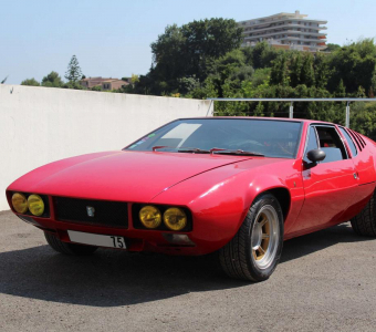 De Tomaso Mangusta V8 Collection