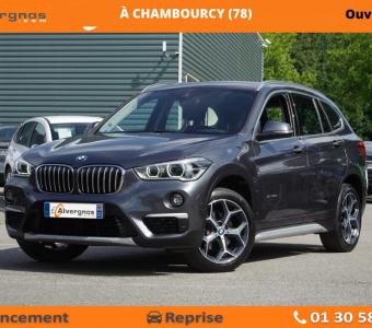 BMW X1 (F48) SDRIVE18D XLINE BVA8