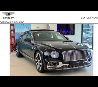 BENTLEY Flying SPUR V8 FIRST EDITION