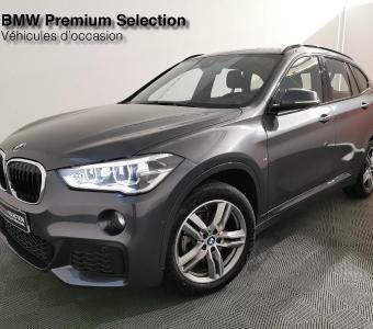 BMW X1 sDrive18d 150ch M Sport Euro6d-T