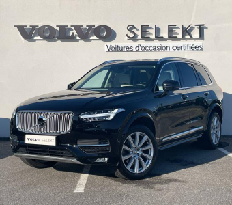 VOLVO XC90 D4 190ch Inscription Luxe Geartronic 7 places