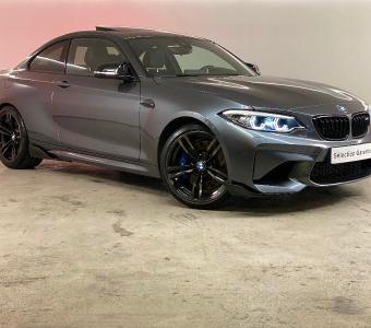 BMW M2 Coupe M2 370ch M DKG