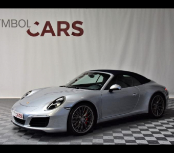 911 Cabriolet 3.0 420ch 4S PDK