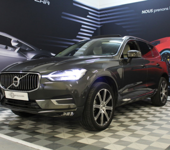 VOLVO XC60 235ch Inscription Luxe Geartronic
