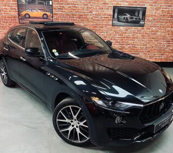 Maserati levante 3.0 v6 diesel gransport auto