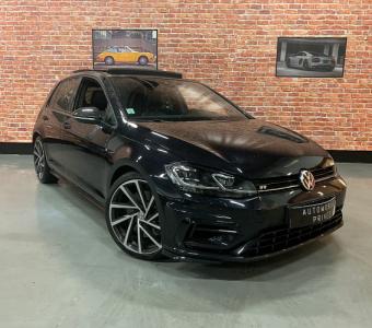 Volkswagen golf 7 vii r 310 ch dsg7 akrapovic
