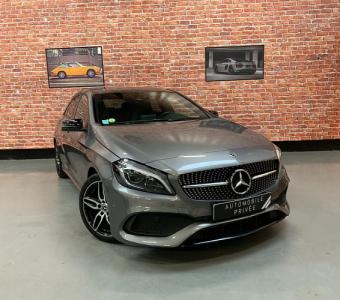 Mercedes classe a 180d fascination 7g-dct