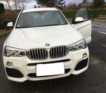BMW X3 XDRIVE MSPORT DANS UN ETAT IMPECCABLE