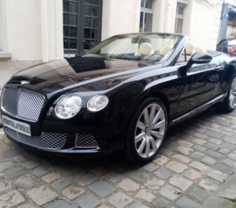 Bentley Continental GT II Cabriolet