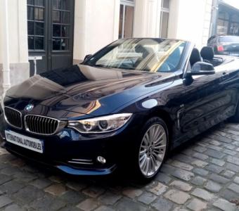 BMW 4.35d Xdrive cabriolet