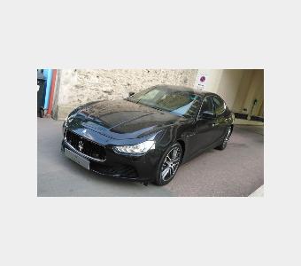 MASERATI GHIBLI SQ4 3.0 V6 TURBO 410CV