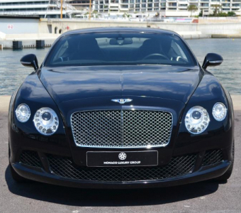 BENTLEY CONTINENTAL GT 2 II GT COUPE 6.0 W12 575 BVA