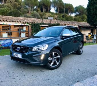 Volvo XC60 D4 181CH START&STOP R-DESIGN
