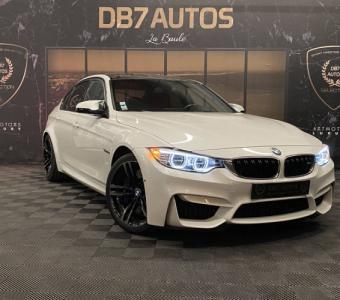 BMW M3 (F80) 431 ch DKG7 Carbone
