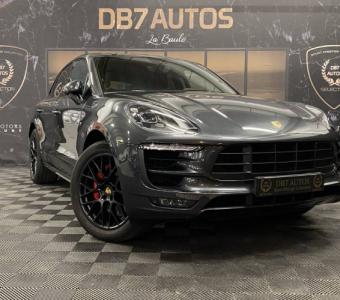 Porsche Macan GTS 3.0 360 ch