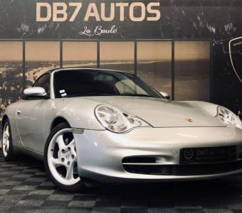 PORSCHE 911 CABRIOLET TYPE 996 (2) 3.6 CARRERA 4