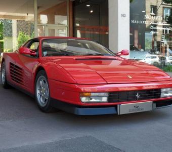 Ferrari TestaRossa 5.0 V12 390CV