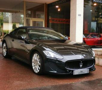 Maserati GRANCABRIO 4.7 SPORT V8 BVA