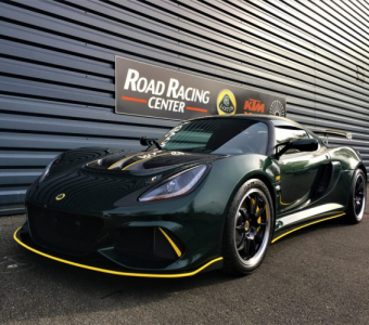 LOTUS Exige Sport 410 Racing green 2019