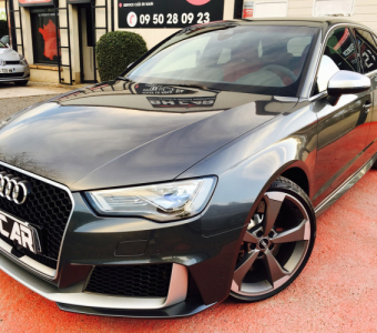 Audi Rs3 Sportback  QUATTRO TFSI 367 1°MAIN