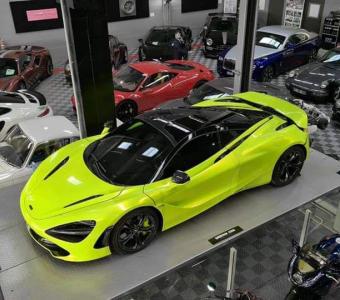 McLaren 720S 4.0 V8 LUXURY Française ECO TAXE PAYEE
