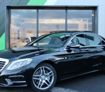 Mercedes Classe S 350 BLUETEC EXECUTIVE 4MATIC L