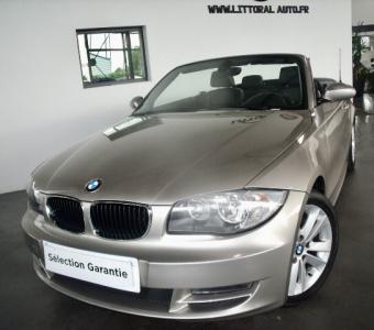 BMW 120I CABRIOLET 2008