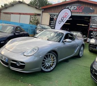 Porsche cayman frein ceramique etat exceptionnel