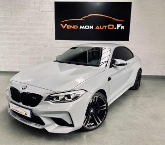 BMW M2 COMPETITION DKG