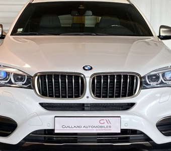 BMW X6 XDRIVE 30 D EXCLUSIVE 258ch (F16) BVA8
